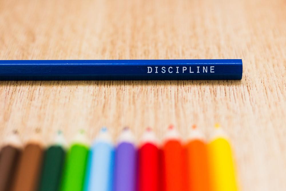Improve your discipline -Abilonge