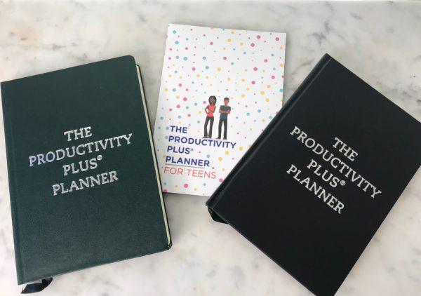 Productivity Plus Planner
